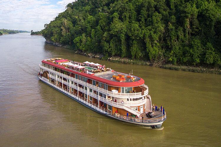 Anawrahta - Myanmar Irrawaddy River Cruise
