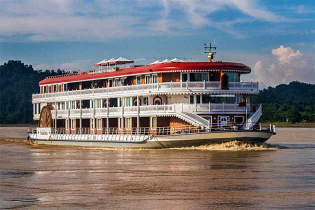 Anawrahta Myanmar River Cruise1
