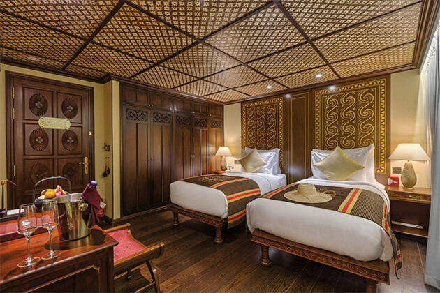 Anawrahta Myanmar River Cruise4