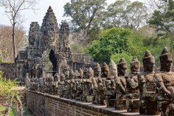 Angkor Thom Mekong River Cruise