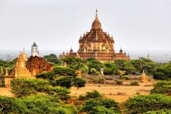 Bagan Myanmar River Cruise