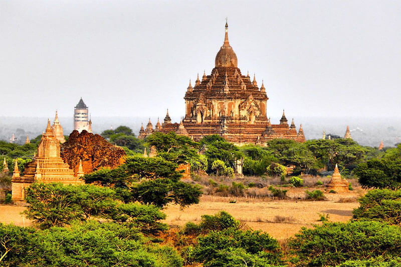 Bagan Myanmar River Cruise