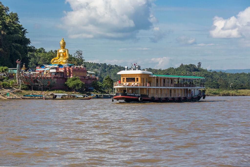 Champa Pandaw River Cruise (1)