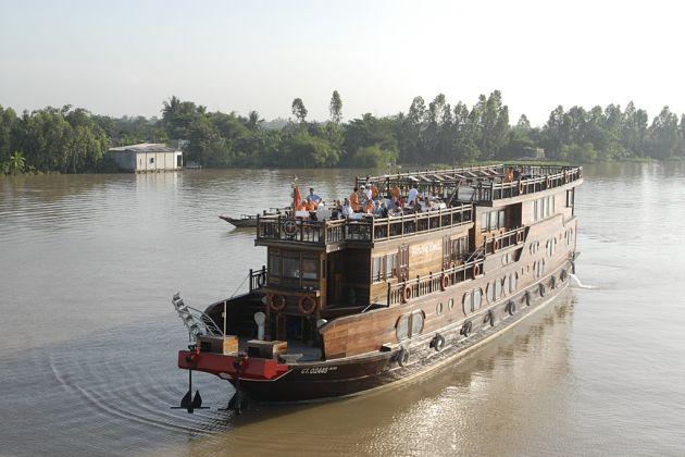 Day 3 Mekong Eyes Explorer River Cruise