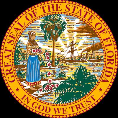 Florida Seal - River Cruise Member