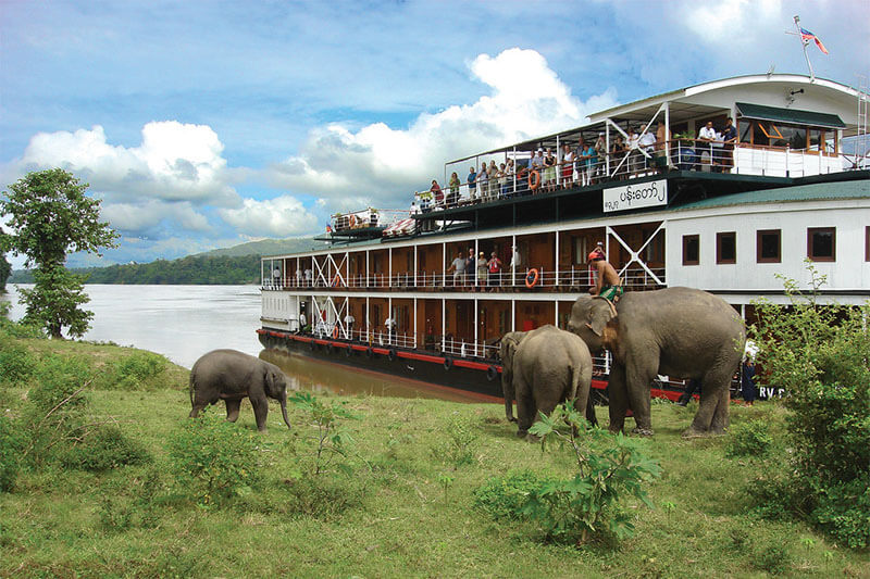 Interesting Itinerary My River Cruise