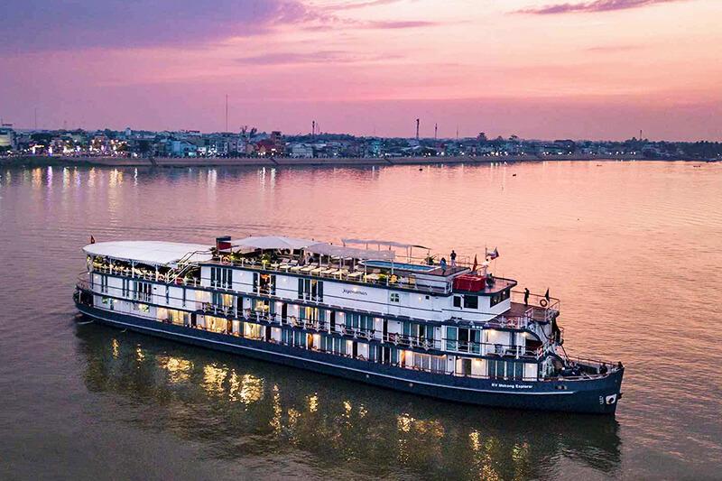 Jayavarman Mekong River Cruise