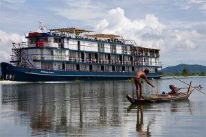 Jayavarman River Cruise Tours