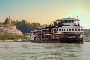 Kanee Pandaw River Cruise