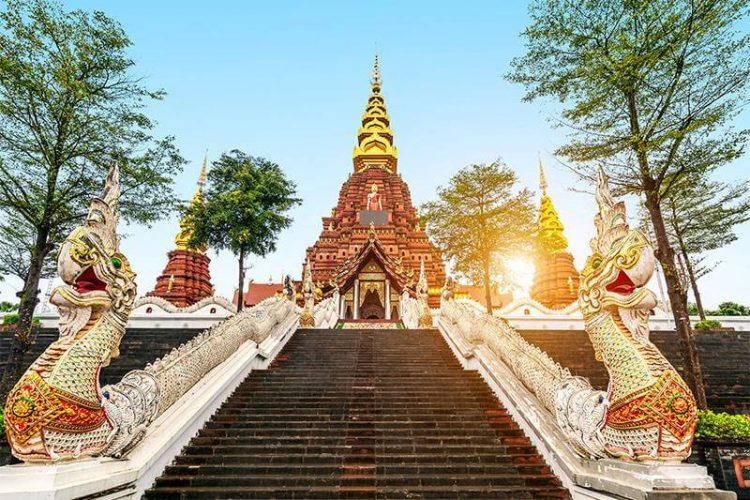 Laos Thailand Mekong River Cruise