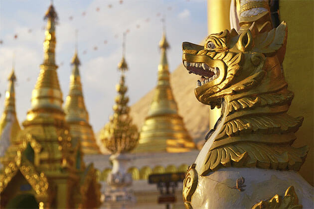 Magwe Myat-thalon pagoda