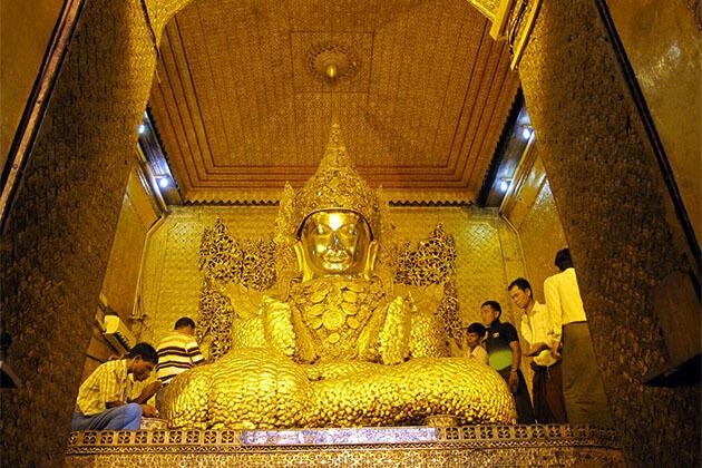 Mahamuni Pagoda River Cruise