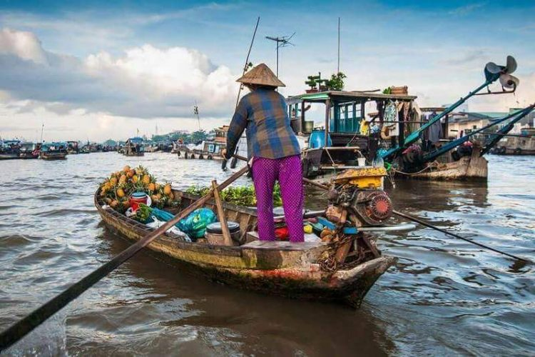 Mekong Eyes Classic River Cruise-Mekong Delta Glance