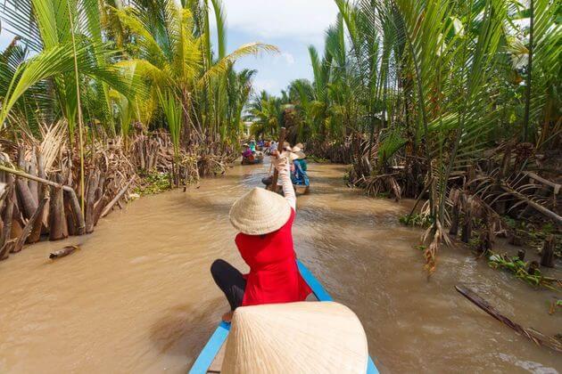 Mekong Eyes Classic River Cruise-Mekong Delta