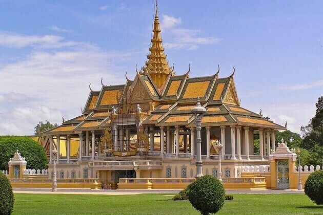 Mekong Eyes Classic River Cruise-Silver Pagoda