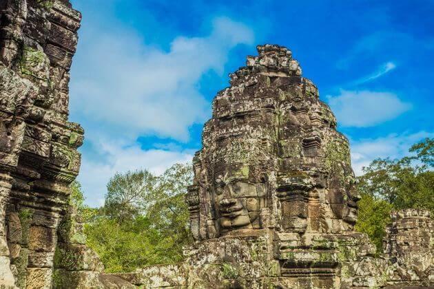 Mekong Eyes Explorer River Cruise-Bayon Temple