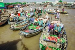 Mekong Eyes Explorer River Cruise-Cai Rang floating market