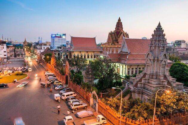 Mekong Eyes Explorer River Cruise-Phnom Penh