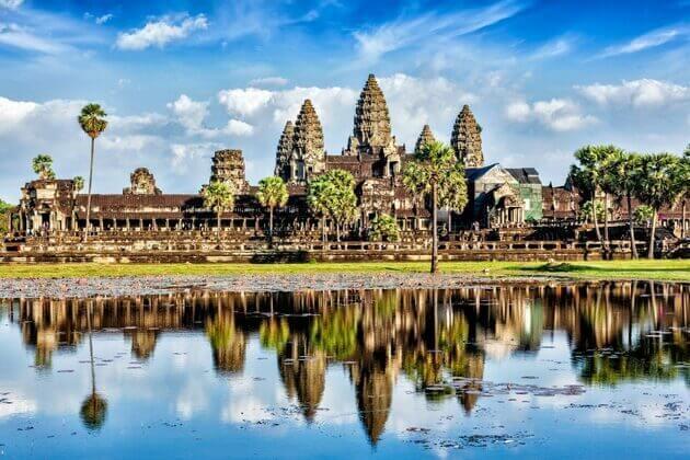 Mekong Prestife II River Cruise-Angkor Wat Complex