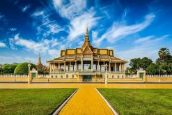 Mekong Prestige II River Cruise-Royal Palace Phnom Penh