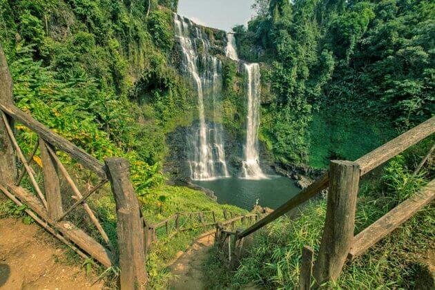 Mekong River Cruise-Bolaven Plateau