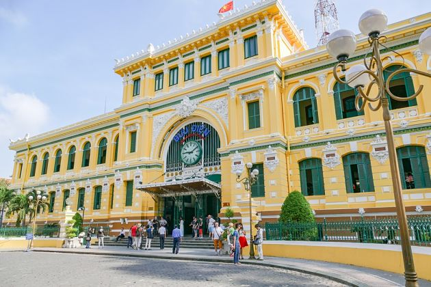 Mekong River Cruise-Old Post Office