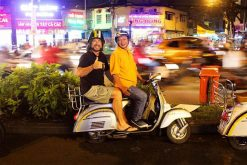 Mekong River Cruise-Vespa-tour