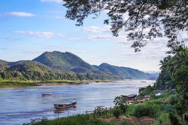 Mekong River Cruise-view