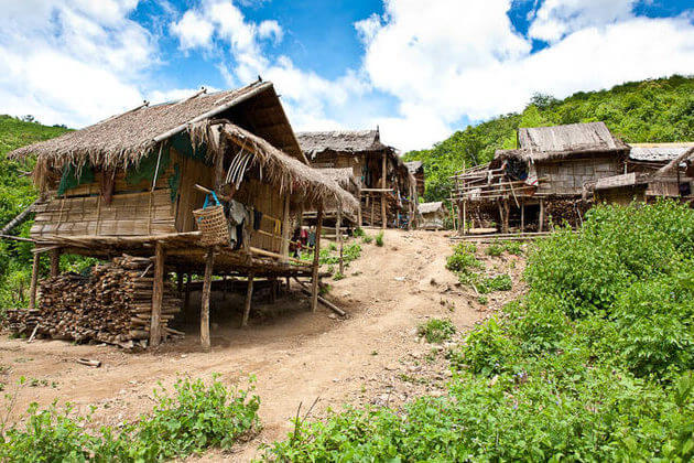 Mekong Sun River Cruise-Chalernsouk Village