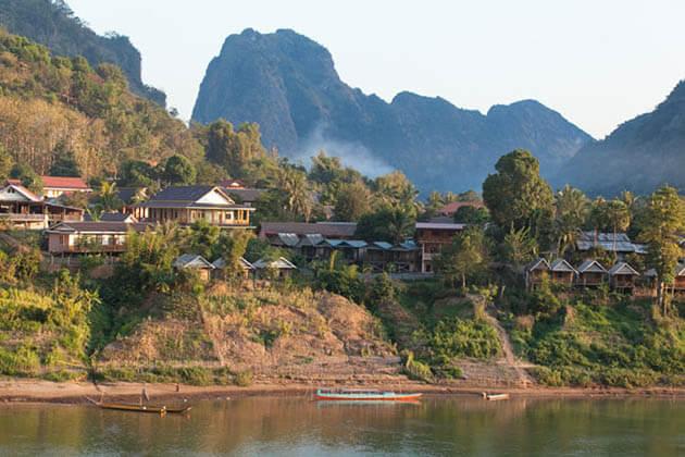 Mekong Sun River Cruise-Nong Khiaw