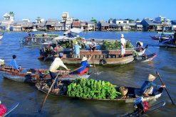Mekong Toum Tiou II Cruise-Cai Be