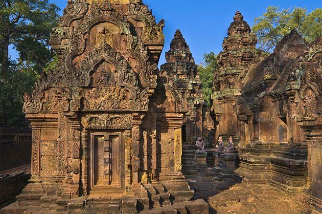 Mekong Toum Tiou II River Cruise-Banteay Srei