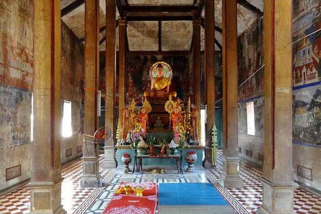 Mekong Toum Tiou II River Cruise-Kampong Tralach