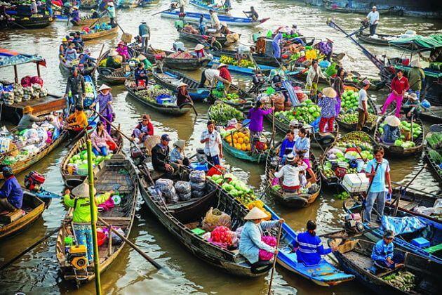 Mekong Toum Tiou II River Cruise-My Tho
