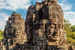 Mekong Toum Tiou River Cruise-Bayon Temple