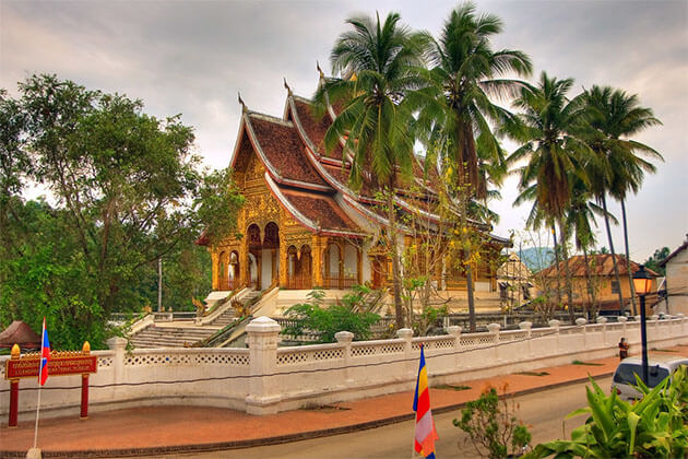 National Museum Luang Prabang