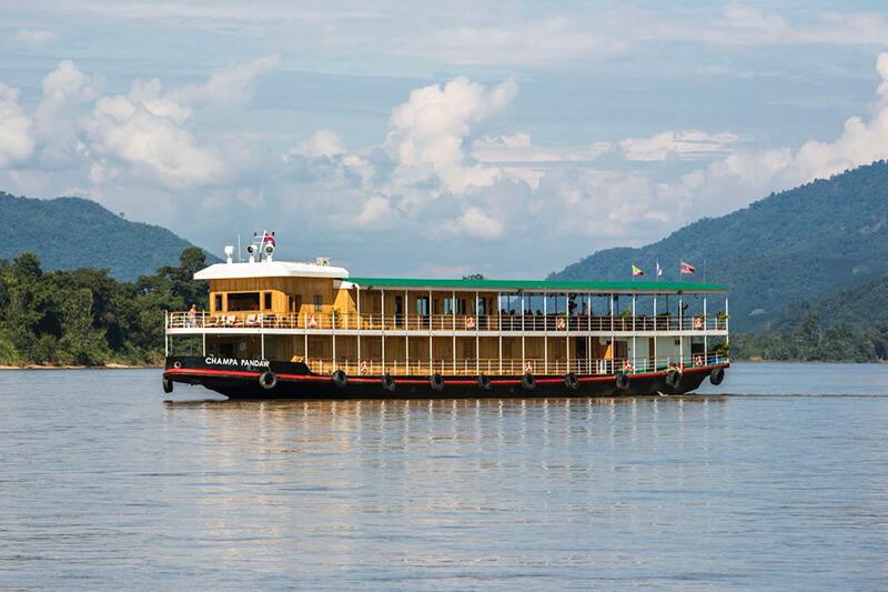 Pandaw Champa Mekong River Cruise