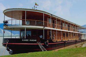 RV Kanee Pandaw Asia River Cruise Tours
