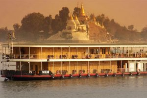 RV Kanee Pandaw River Cruise tour