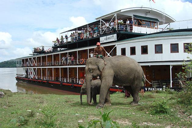 RV Pandaw II My River Cruise