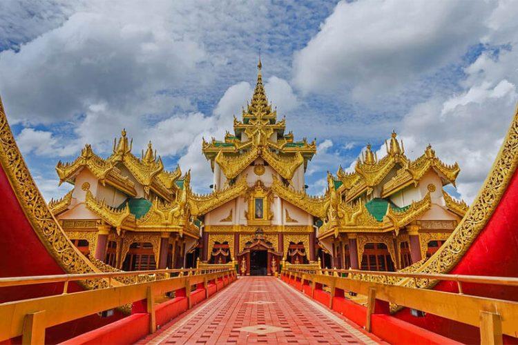Royal Lake Kandawgyi Myanmar River Cruise