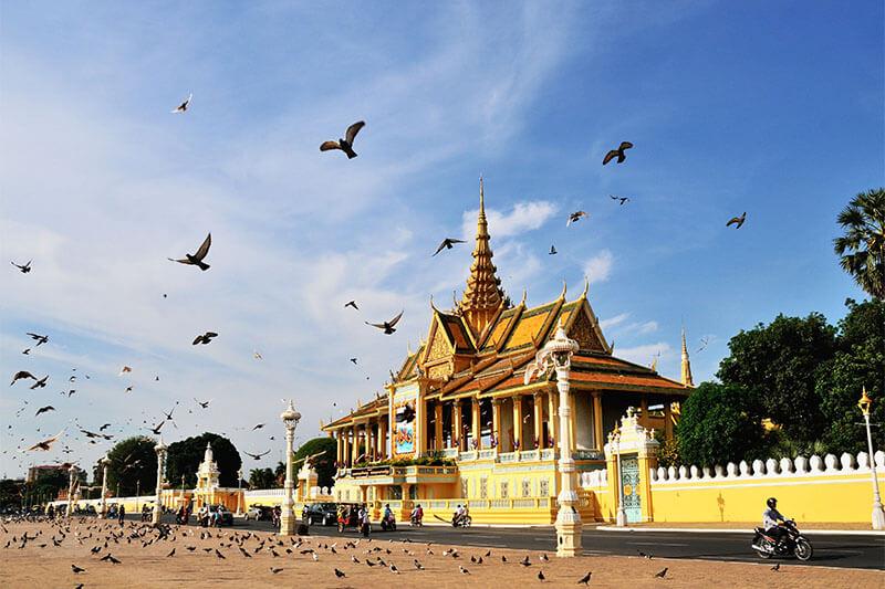 Royal Palace Mekong River Cruise Tours