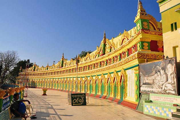 Sagaing Myanmar River Cruise