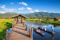 Tan-Chi-Taung Myanmar River Cruise