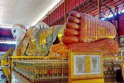 Thar Gyi Pagoda Myanmar River Cruise
