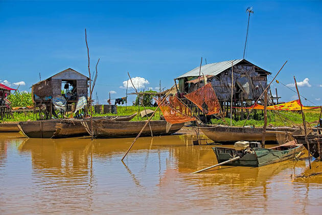 Tonle Sap Mekong River Cruises