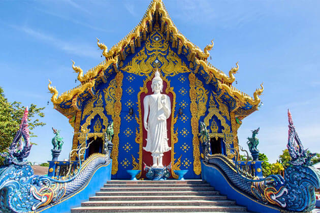 Town of Chiang Sean Chiang Rai