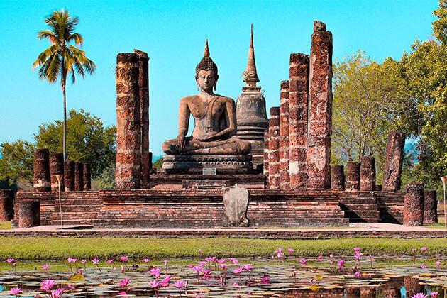 Wat Mahathat River Cruise