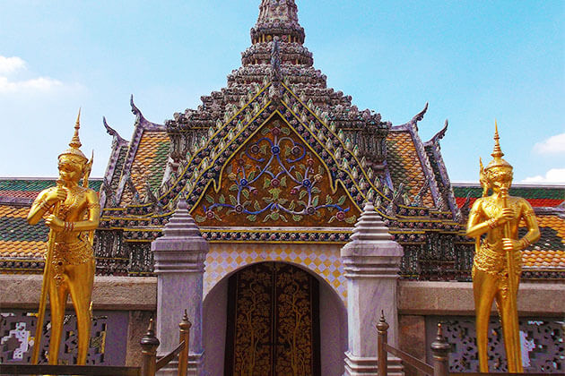 Wat Pra Keo Laos Thailand River Cruise