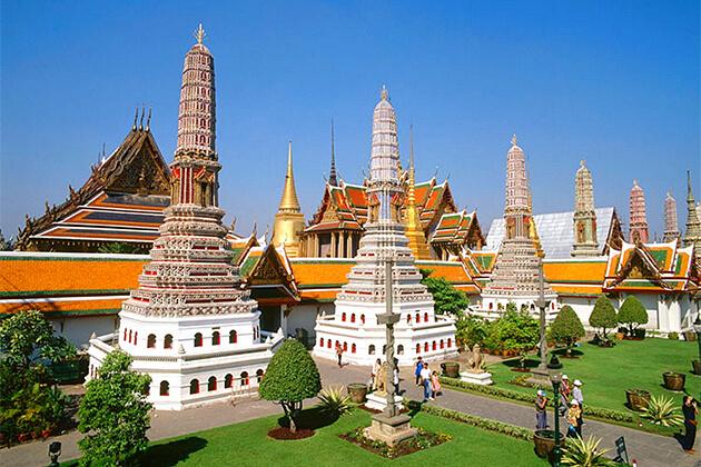 Wat Prakeo Vientiance River cruise